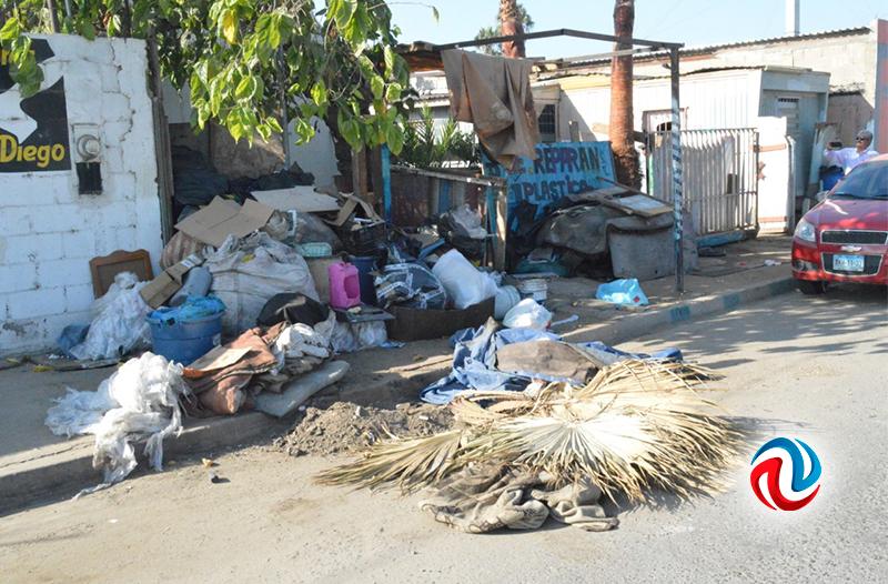 Realizaron jornada de limpieza, en atención a reportes ciudadanos