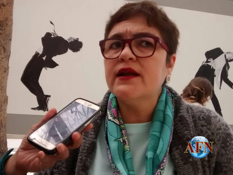 Resultado de imagen para Juanita Pérez Floriano AFN