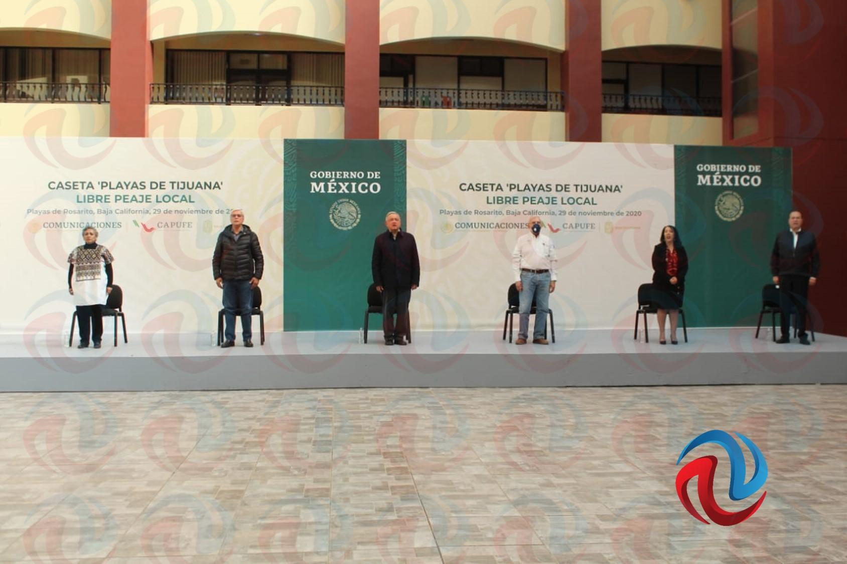 La visita de López Obrador en pocas palabras