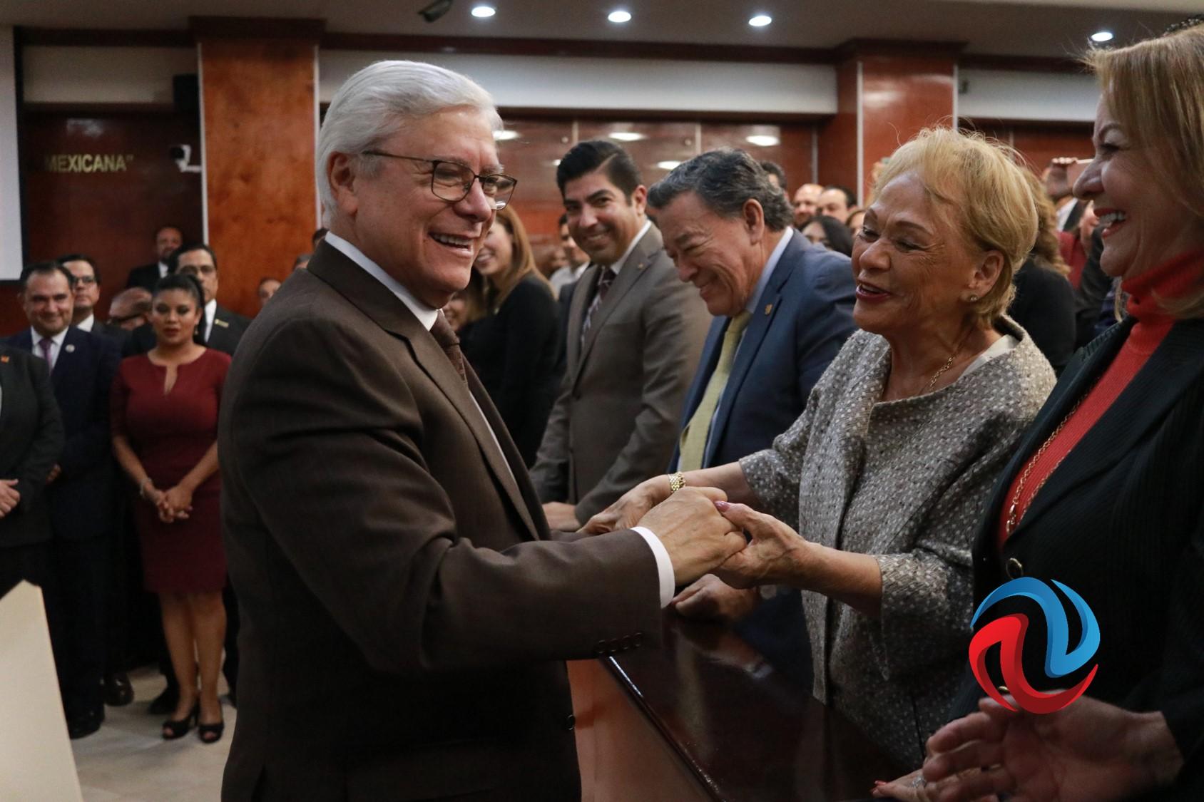 Legal, la gubernatura de 5 años: Olga Sánchez