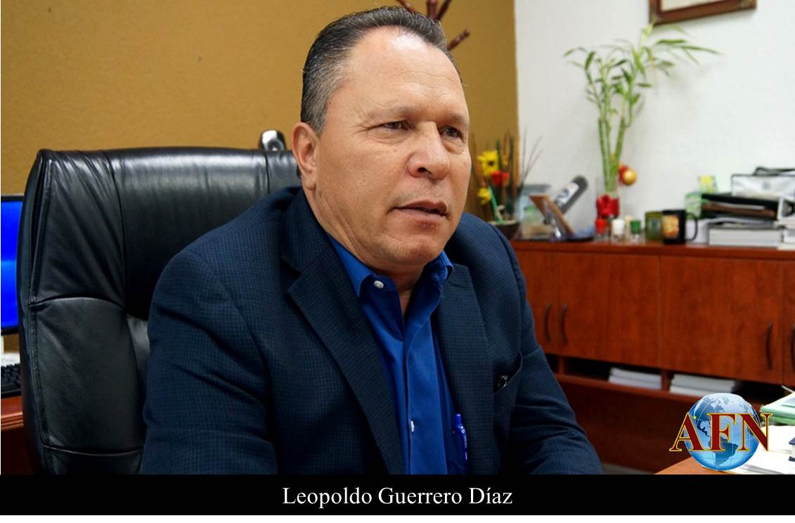 Resultado de imagen para Leopoldo Guerrero AFN