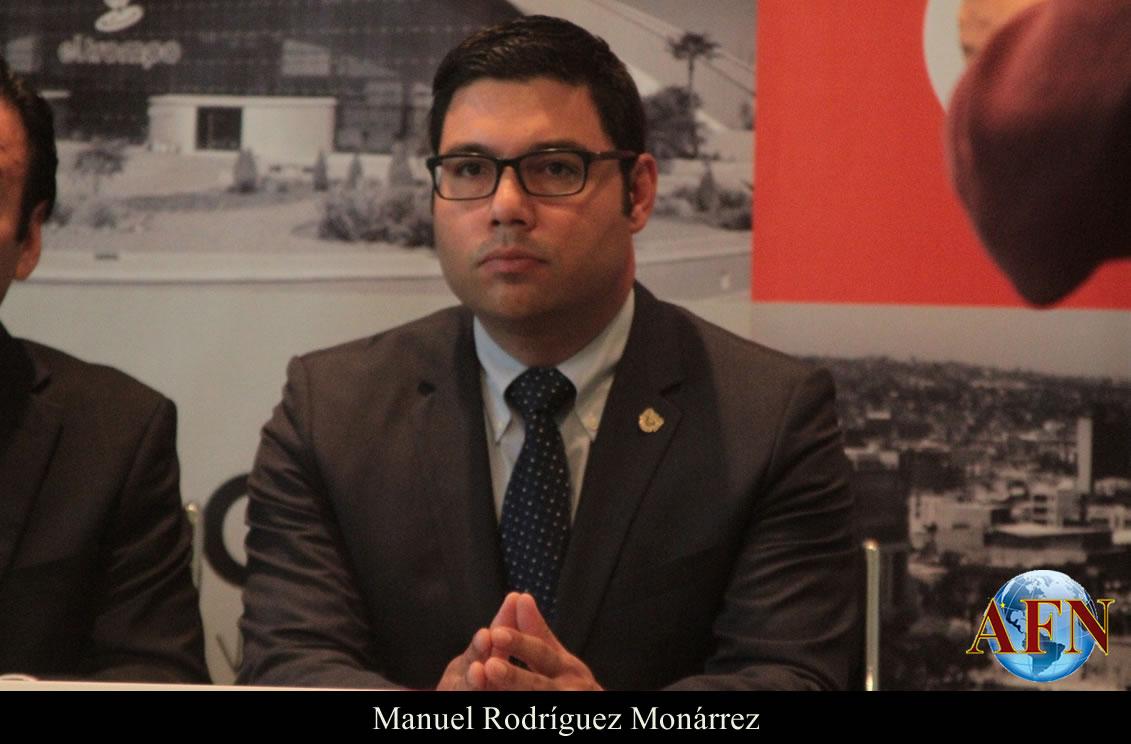 Resultado de imagen para Manuel Rodríguez Monárrez AFN