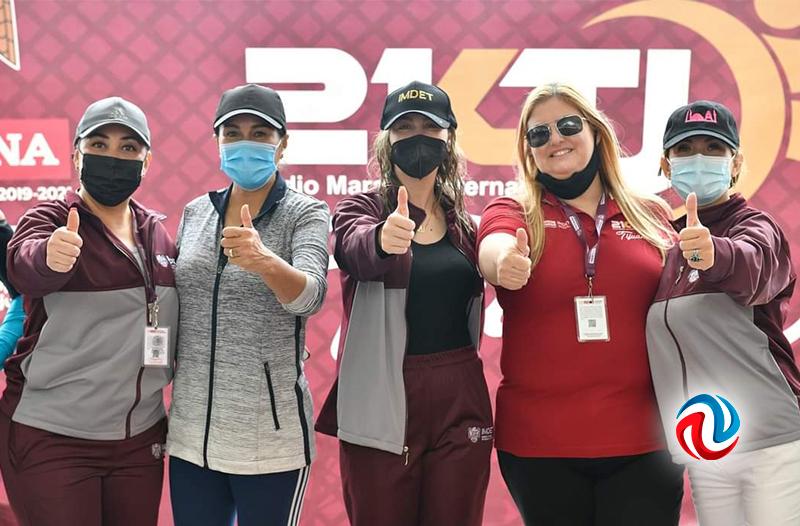 Resultados del Medio Maratón Internacional de Tijuana 2021
