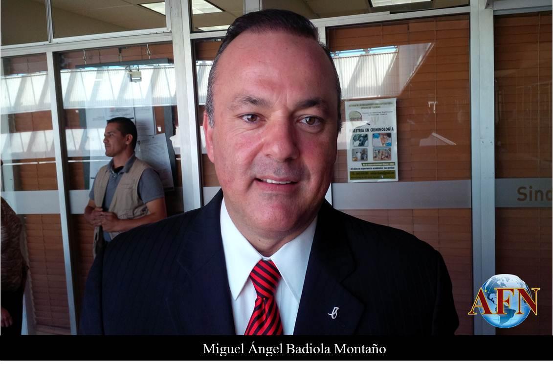 Resultado de imagen para Miguel Ángel Badiola Montaño AFN