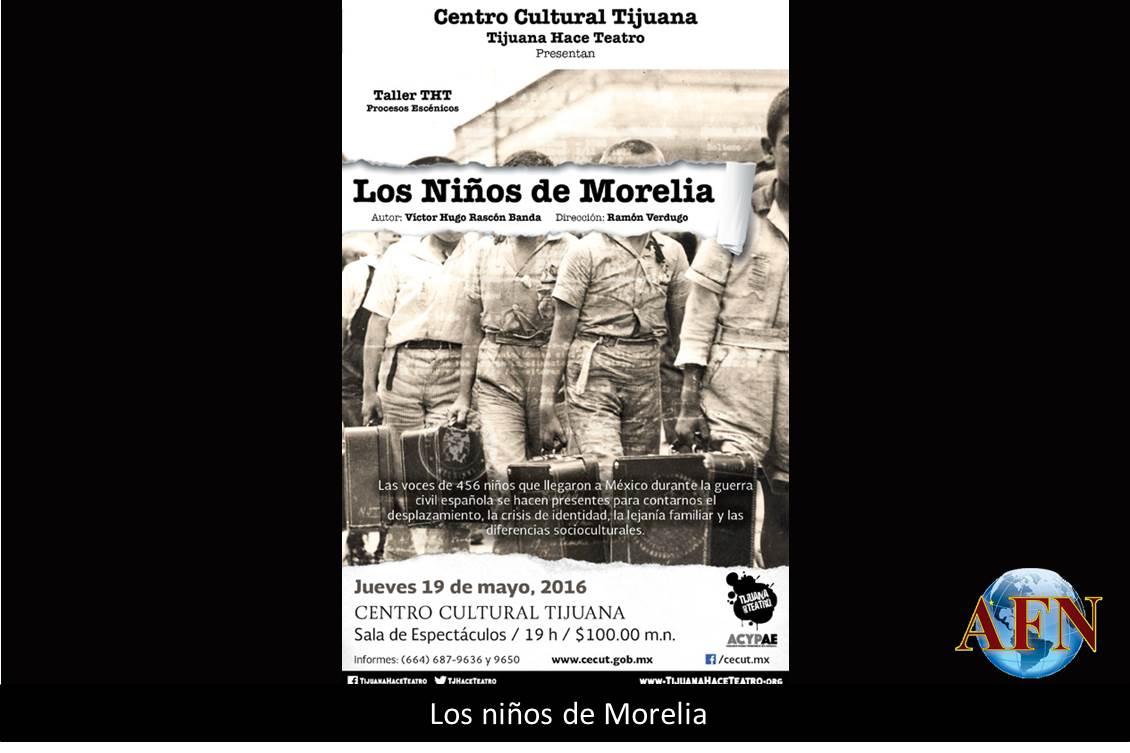 Los niños de Morelia regresa al Cecut