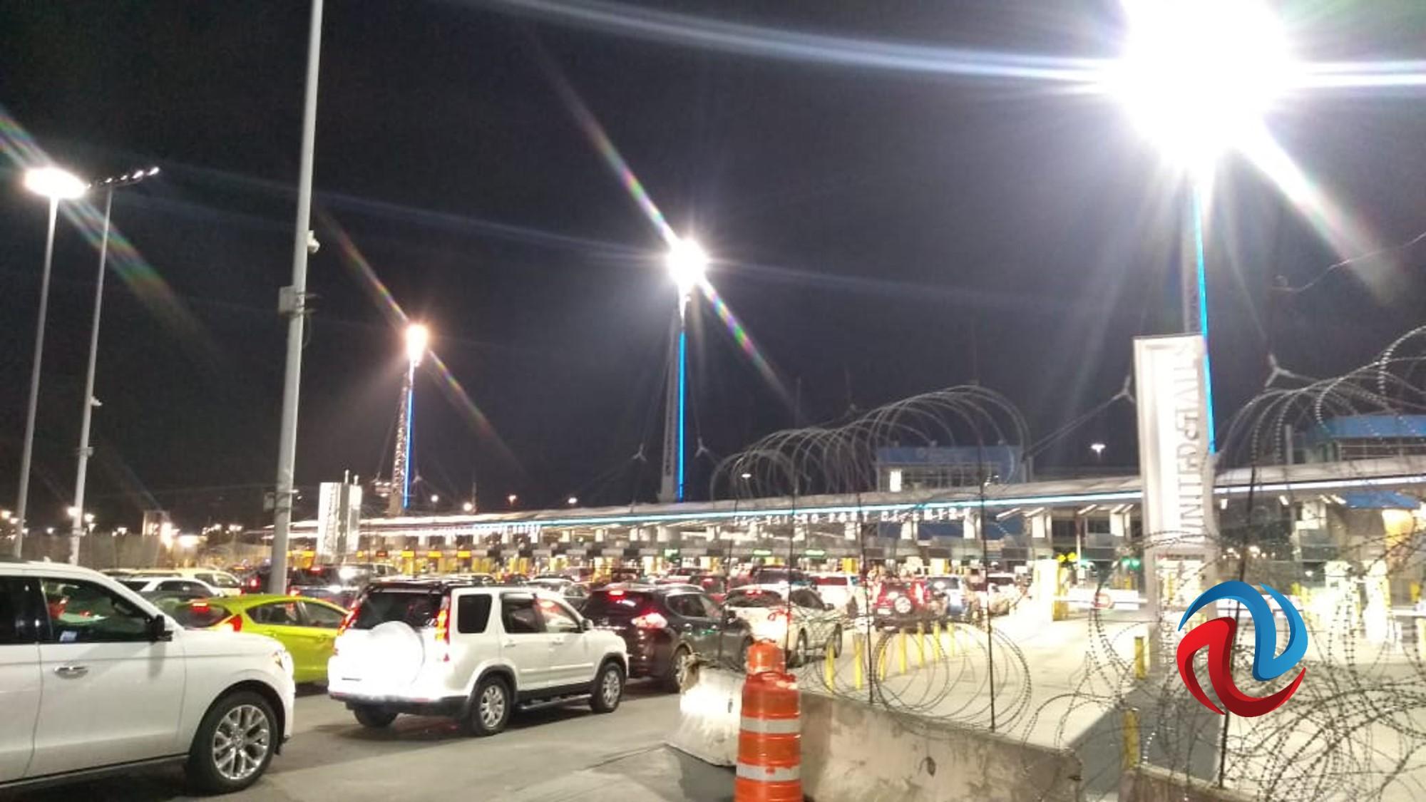 Viernes por la noche muerto en Tijuana