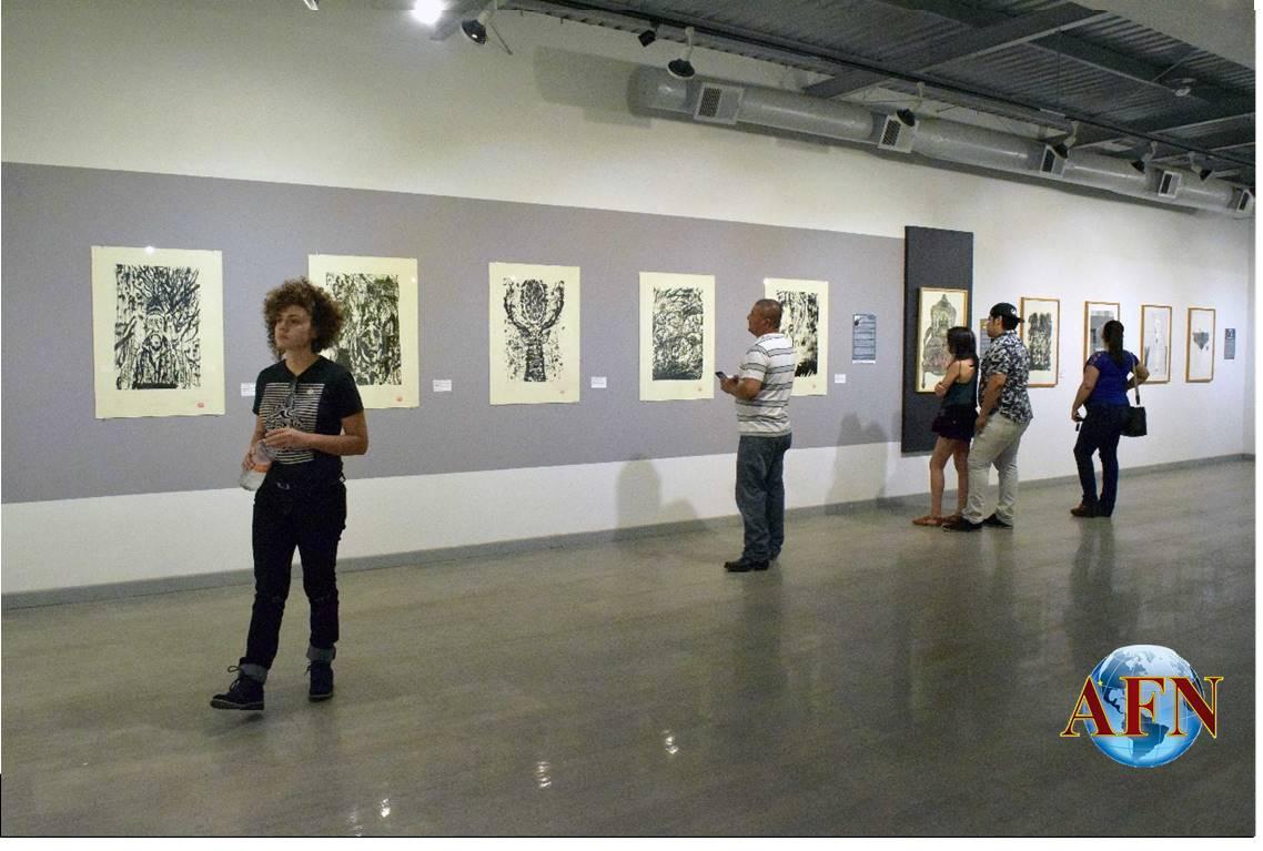 Inauguran El Topo, Arte-Taller