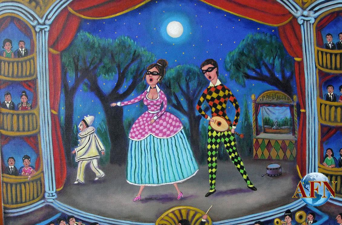 Presentan avances del XV Festival Ópera en la Calle