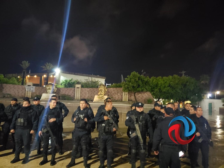 GESI realiza operativo en Ensenada