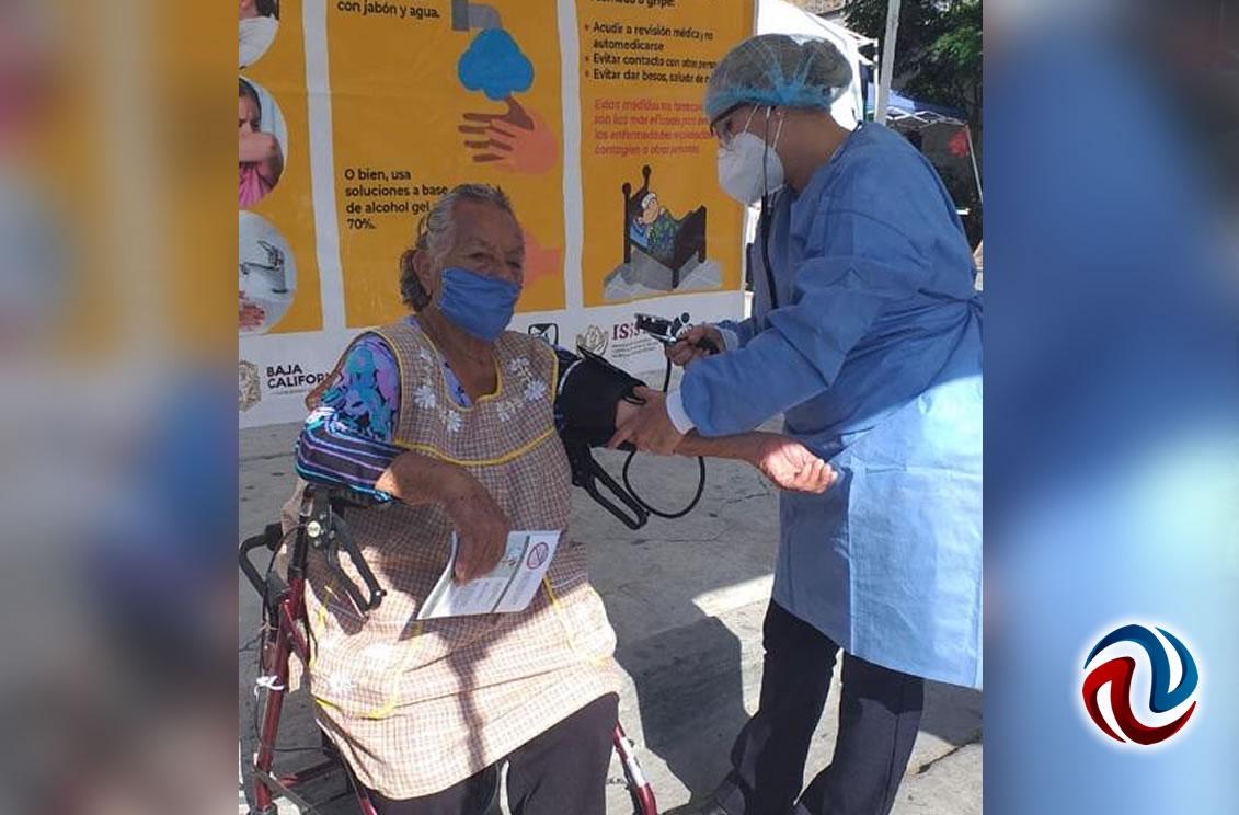 Grupos vulnerables deben cuidar su salud para evitar Covid-19