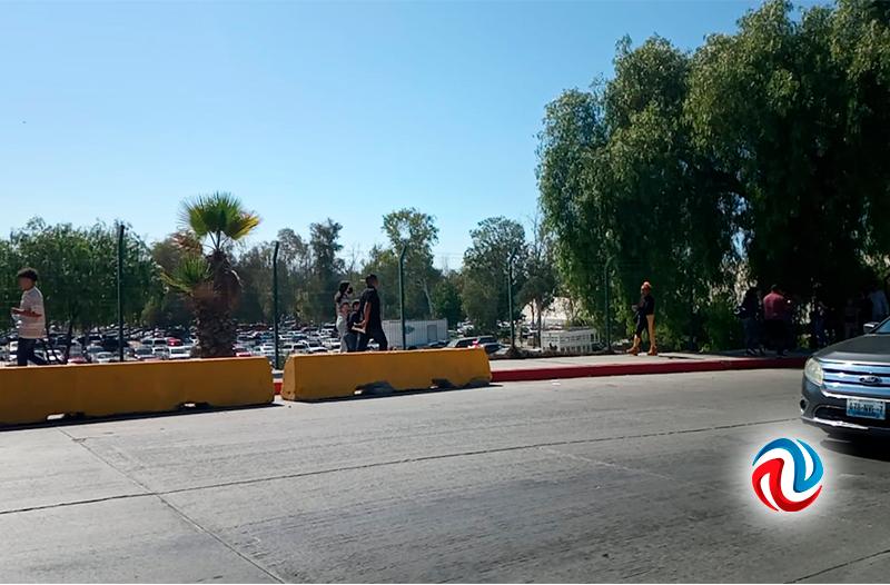 Gran afluencia en el Parque Morelos este domingo