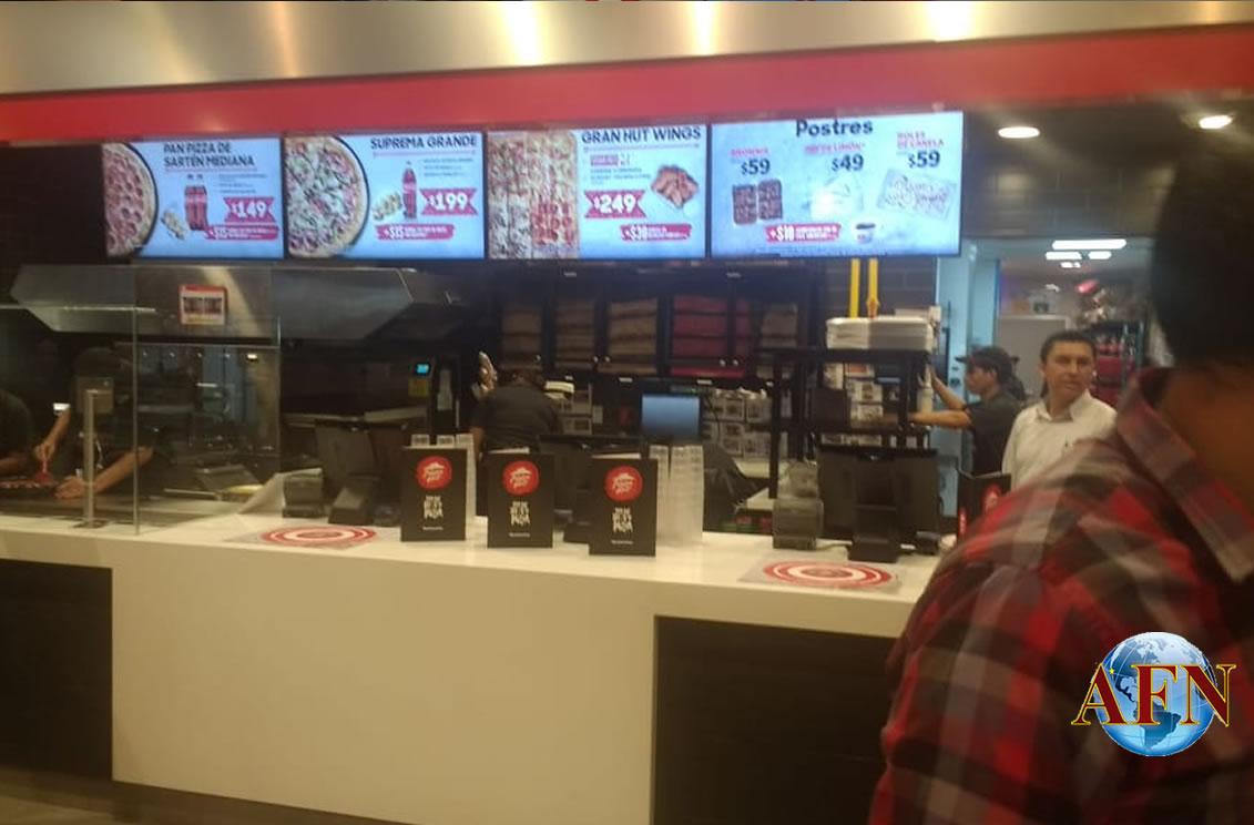 Abre Pizza Hut en Tijuana