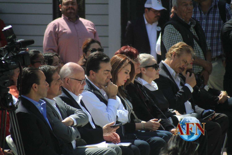 Realizan ceremonia en Lomas Taurinas