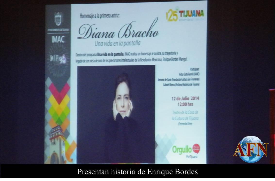 Presentan historia de Enrique Bordes