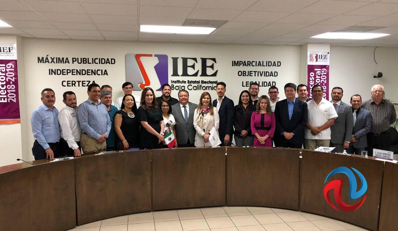 El proceso electoral 2018-2019 concluyó formalmente: IEEBC