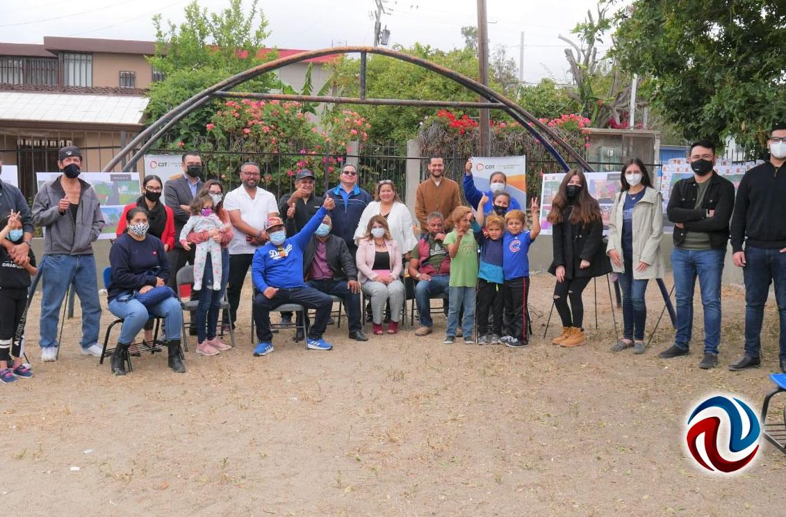 Rehabilitará Parques el Consejo de Desarrollo de Tijuana