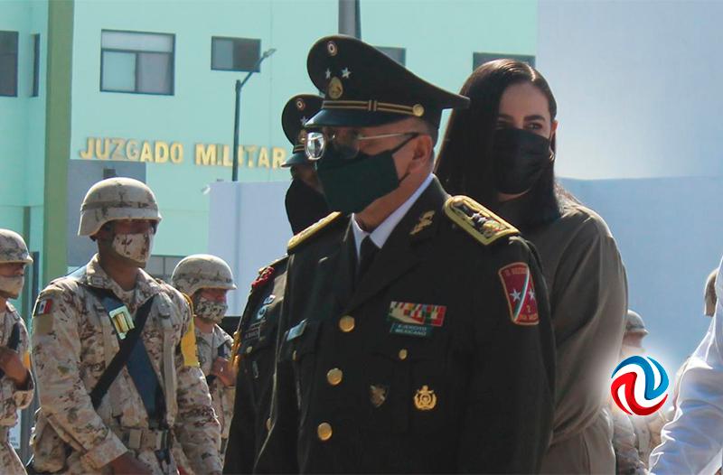 Revisión de armamento a policías de Tijuana requiere planeación: General Luna Jaimes