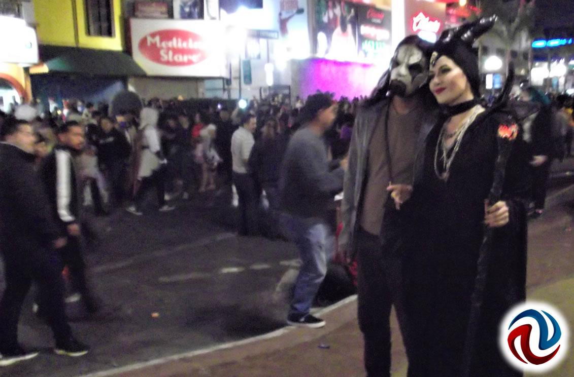 La avenida Revolución de los muertos vivientes