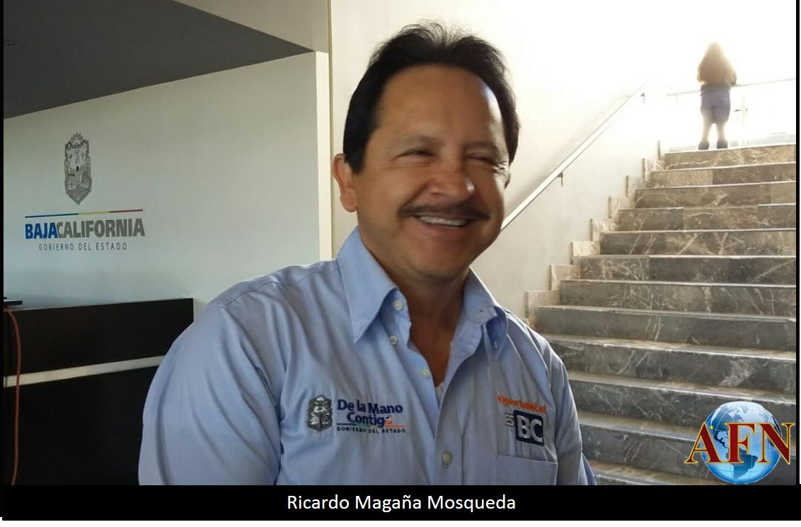 Resultado de imagen para Ricardo Magaña Mosqueda AFN
