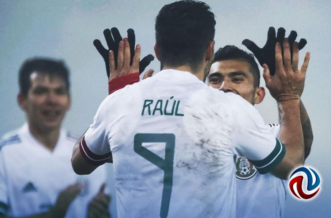 Vence el Tri a selección de Japón en partido amistoso