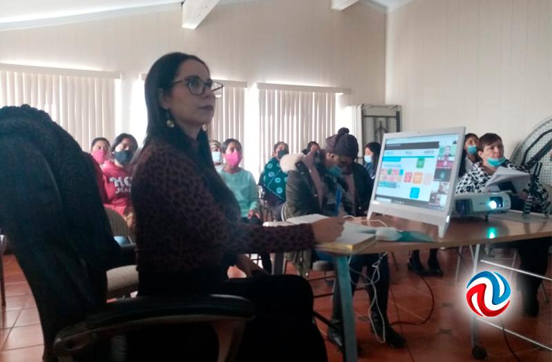 Impartirán taller del Día de la Mujer Indígena Rural en San Quintín