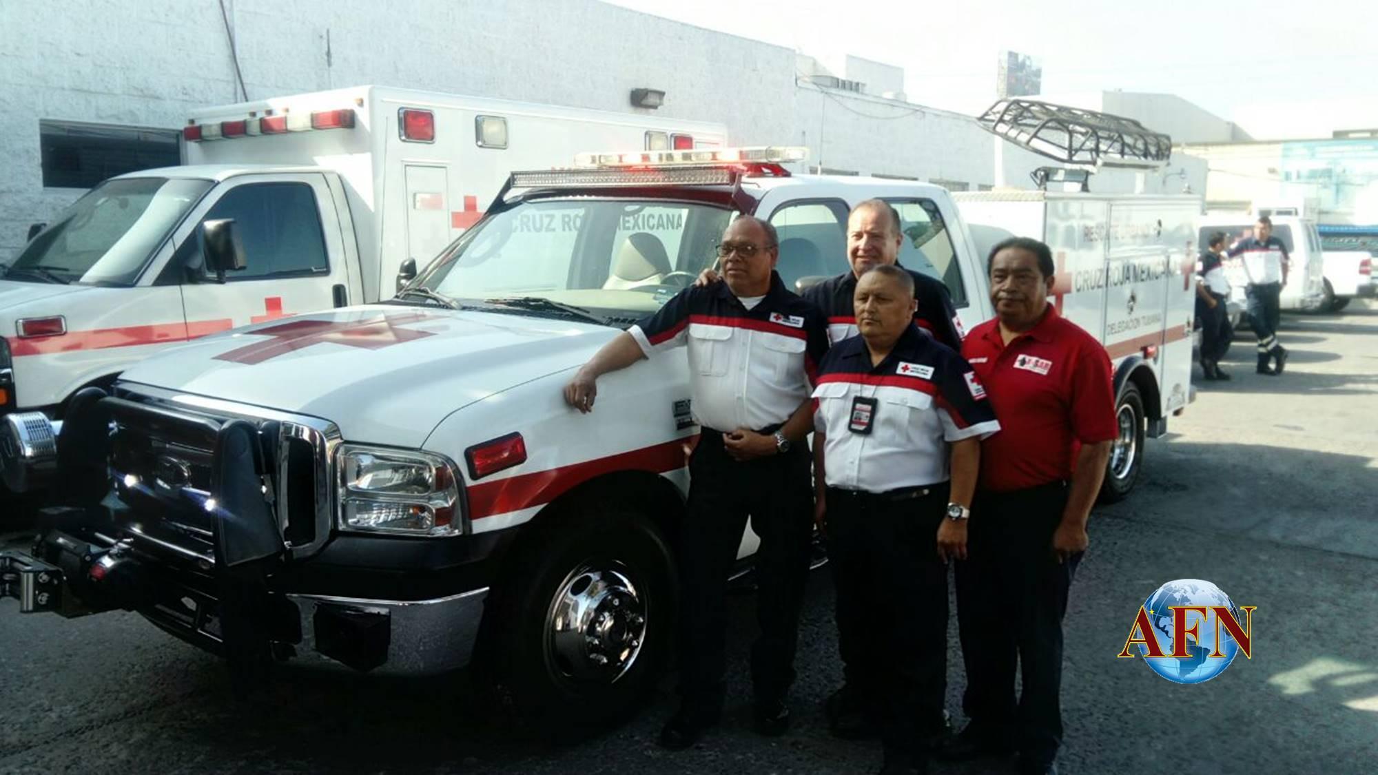 Atenderá Cruz Roja embolias