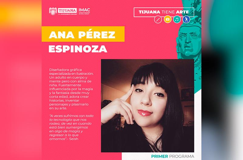 Transmitirán el primer Festival Virtual Tijuana tiene arte