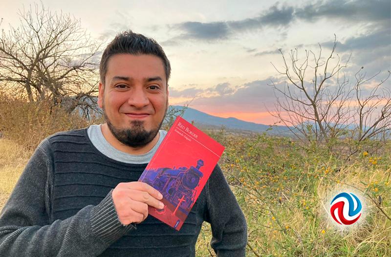 Ponen a la venta Red Border poemario ganador de concurso