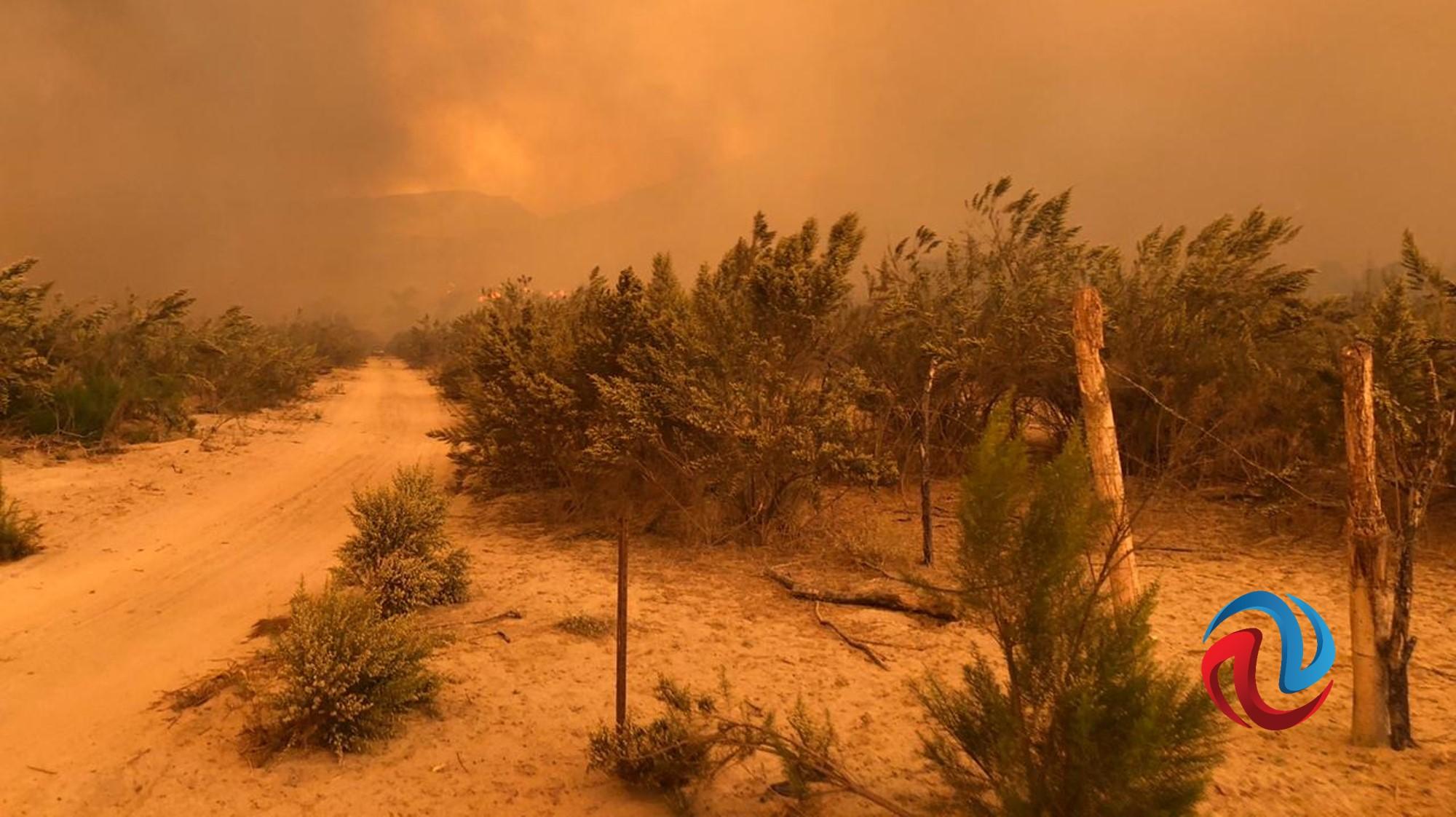 Alertan por vientos de Santa Ana este sábado - AGENCIA FRONTERIZA DE NOTICIAS