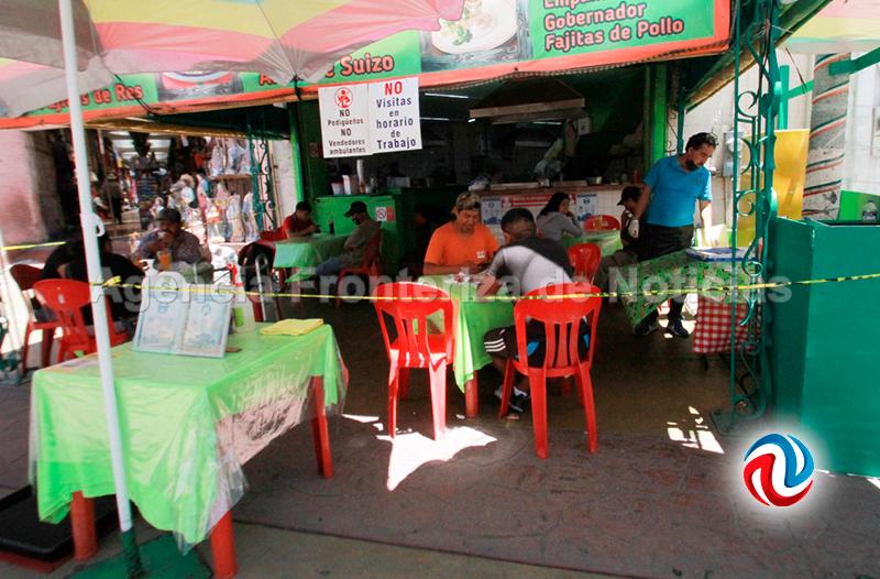 Llegan más visitantes a restaurantes y comercios del Centro